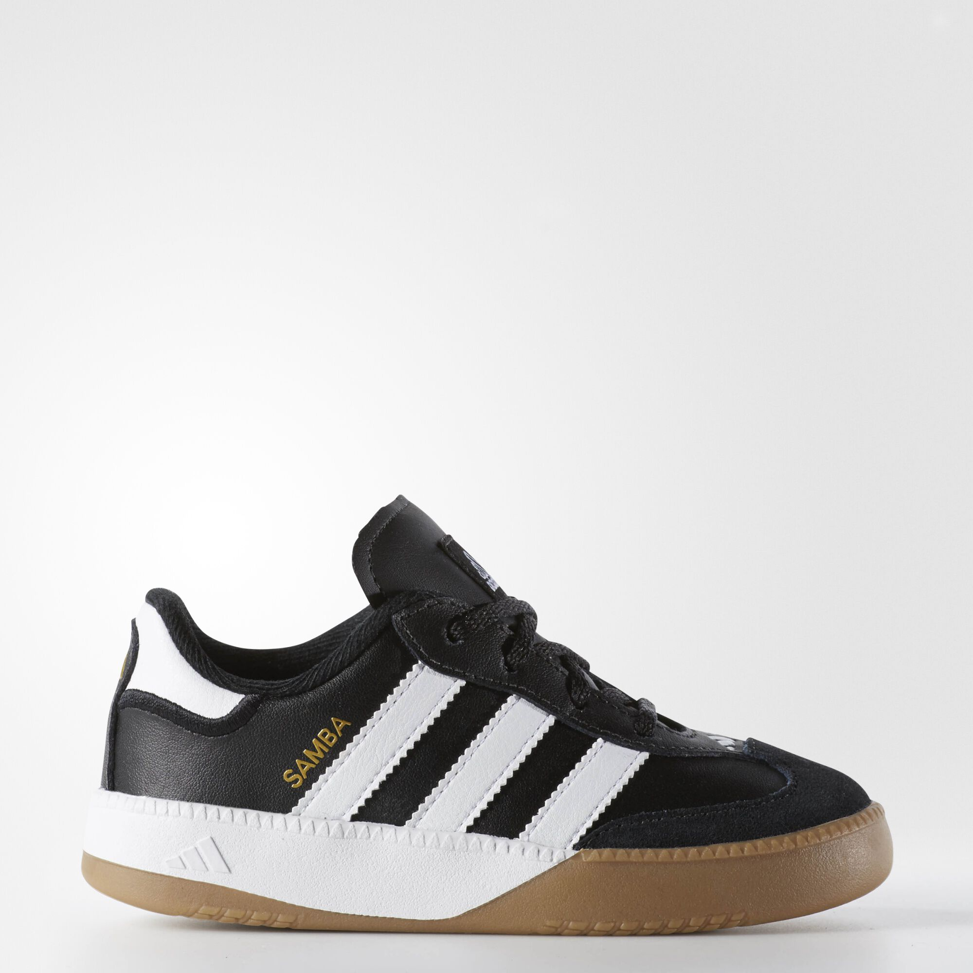 adidas samba indoor soccer shoe kids