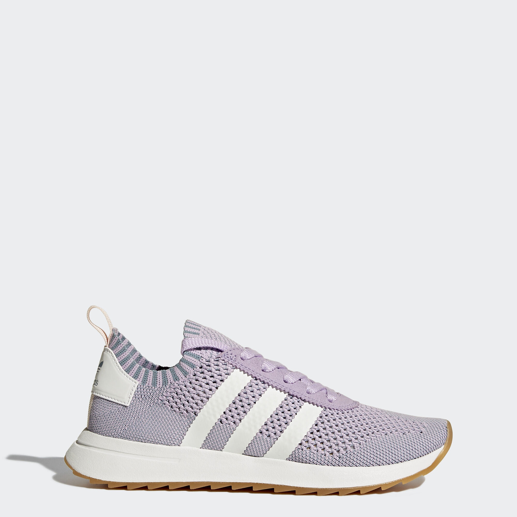 adidas Flashback Primeknit Shoes - Purple | adidas US