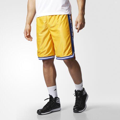 adidas - Warriors Hardwood Classics Swingman Shorts MULTI AT6346