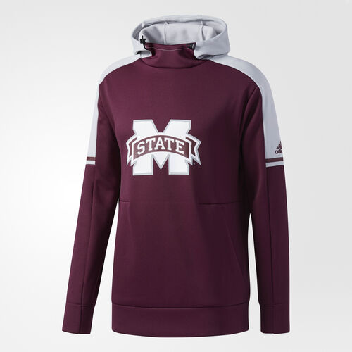adidas - BULLDOGS PLAYER HOOD Maroon BV3044