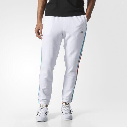 adidas - BB SWEATPANTS White  /  Energy Blue BK6755