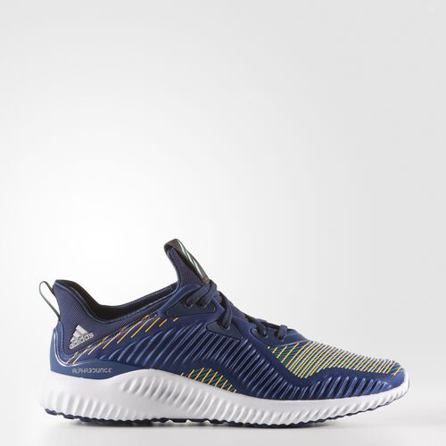 adidas - alphabounce Shoes Mystery Blue  /  Clear Onix  /  Running White Ftw BB9050
