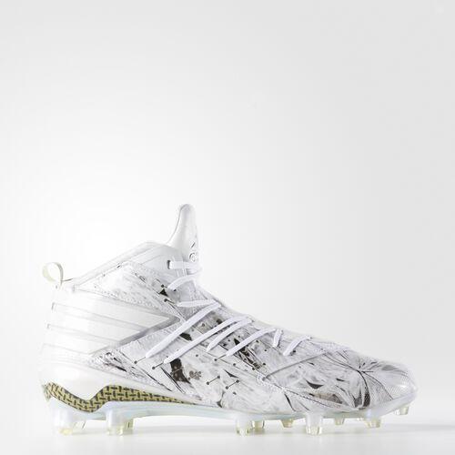 adidas - Freak x Kevlar® Cleats Running White Ftw  /  Running White  /  Platinum AQ6847
