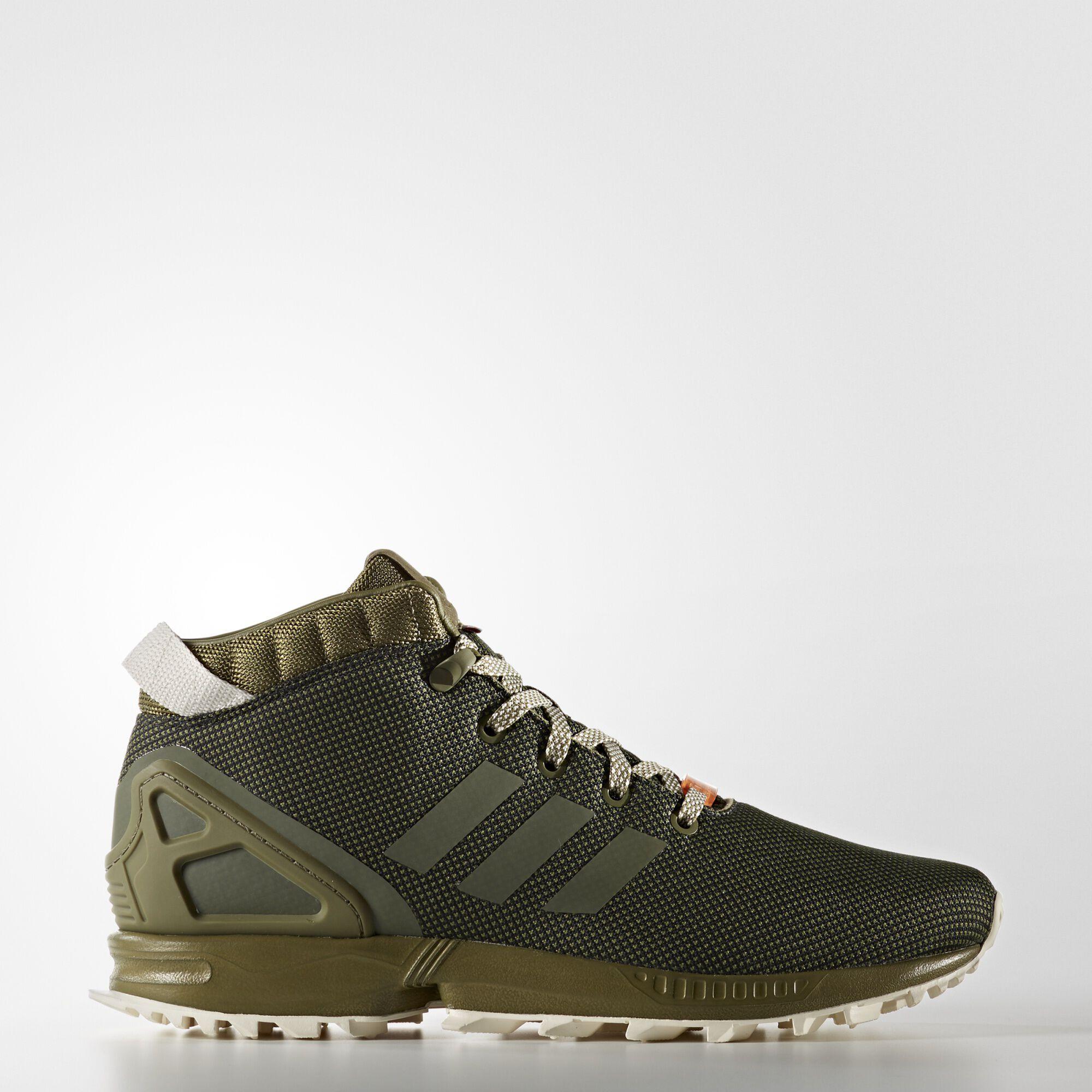 adidas originals high neck shoes mens brown