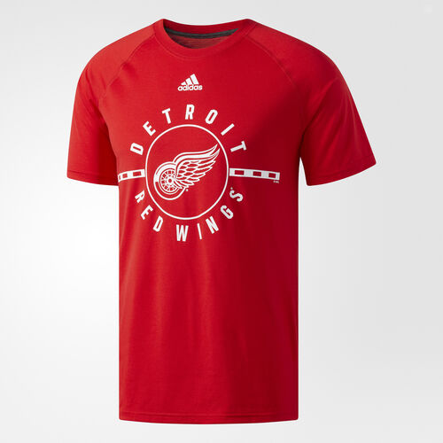 adidas - Red Wings Red Line Tee Red CC0266