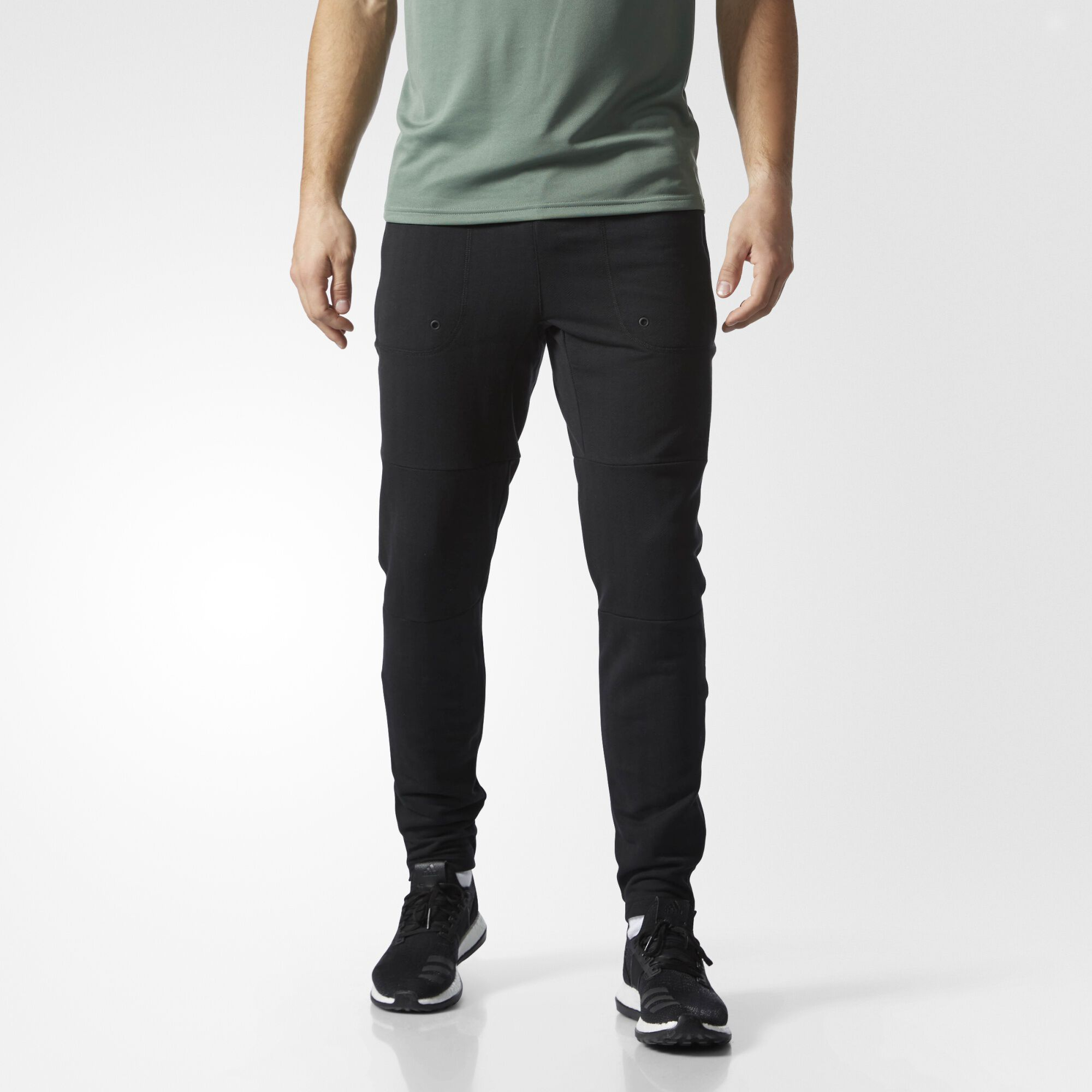 adidas slim fit track pants