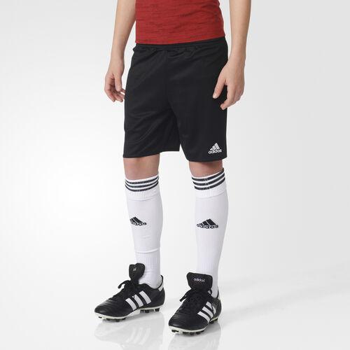 adidas - Parma 16 Shorts Black  /  White AJ5892