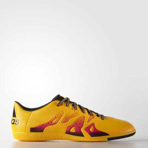 adidas - X15.3 Indoor Shoes Solar Gold  /  Black S74645