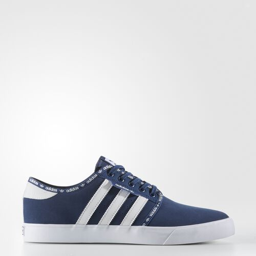 adidas - Seeley Shoes Mystery Blue  /  Running White Ftw  /  Running White Ftw BB8459