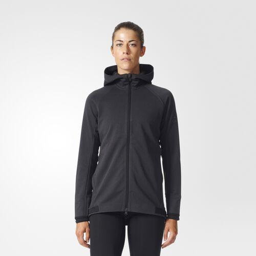 adidas - Climaheat Hoodie Utility Black AP9522