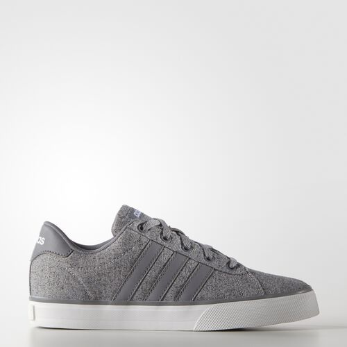 adidas - Daily Shoes Grey  /  Grey  /  Running White AW5400