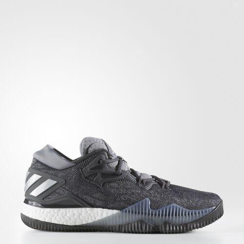 adidas - Crazylight Boost Low 2016 Shoes Grey  /  Silver Metallic  /  Solid Grey B42721