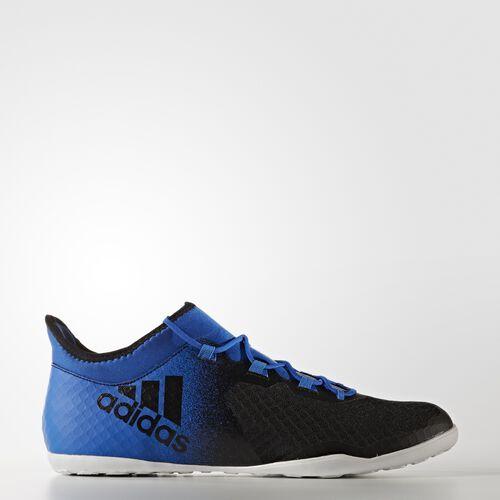 adidas - X Tango 16.2 Indoor Shoes Blue  /  Running White  /  Black BA9472