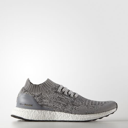 adidas - Ultra Boost Uncaged Shoes Grey  /  Clear Grey  /  Charcoal Solid Grey BB3898