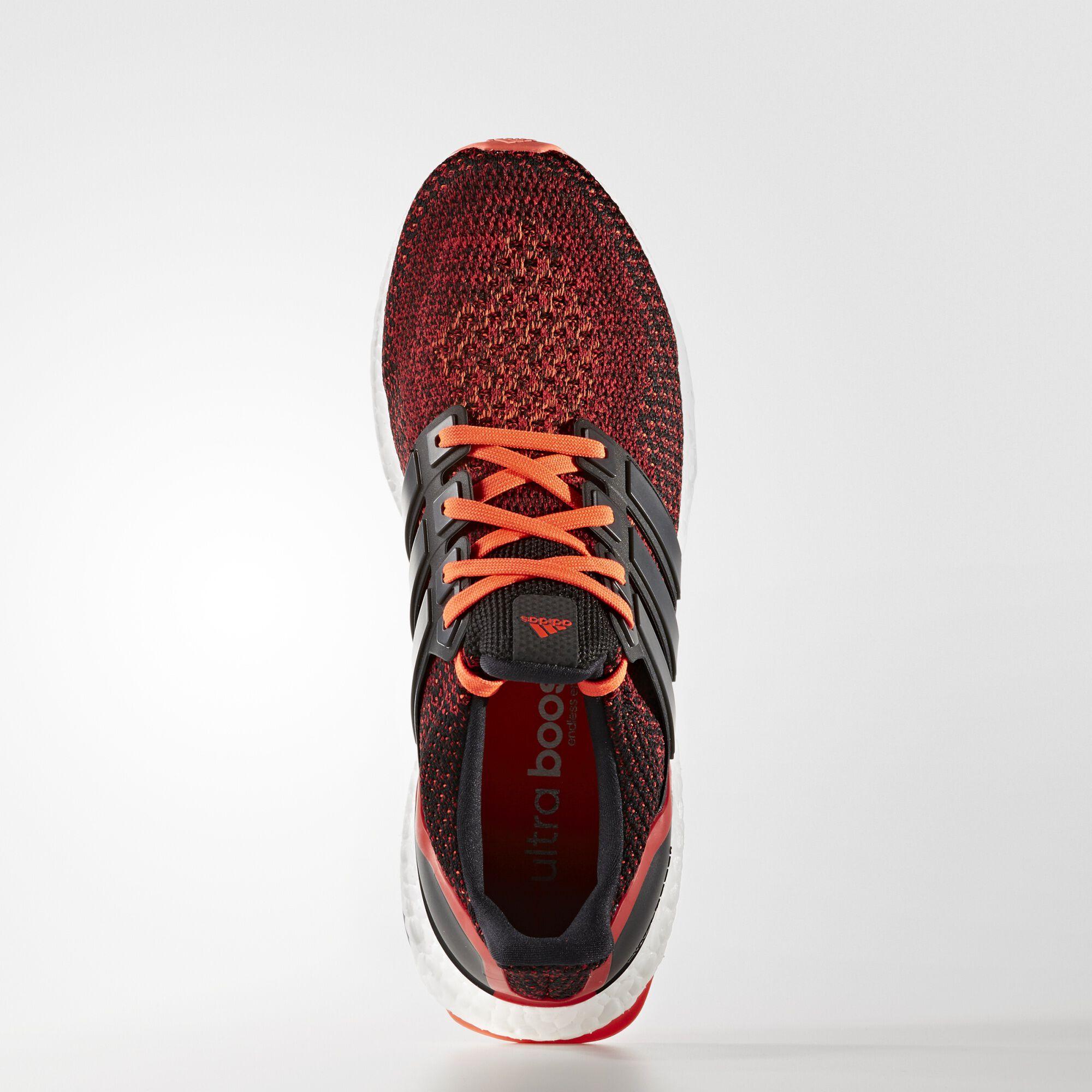 f4e1fe6f3a7 adidas  Ultra Boost  Solar Red  CW  Core Black Core Black Solar Red SKU   AQ5930 Release  05.16.16. Retail   180