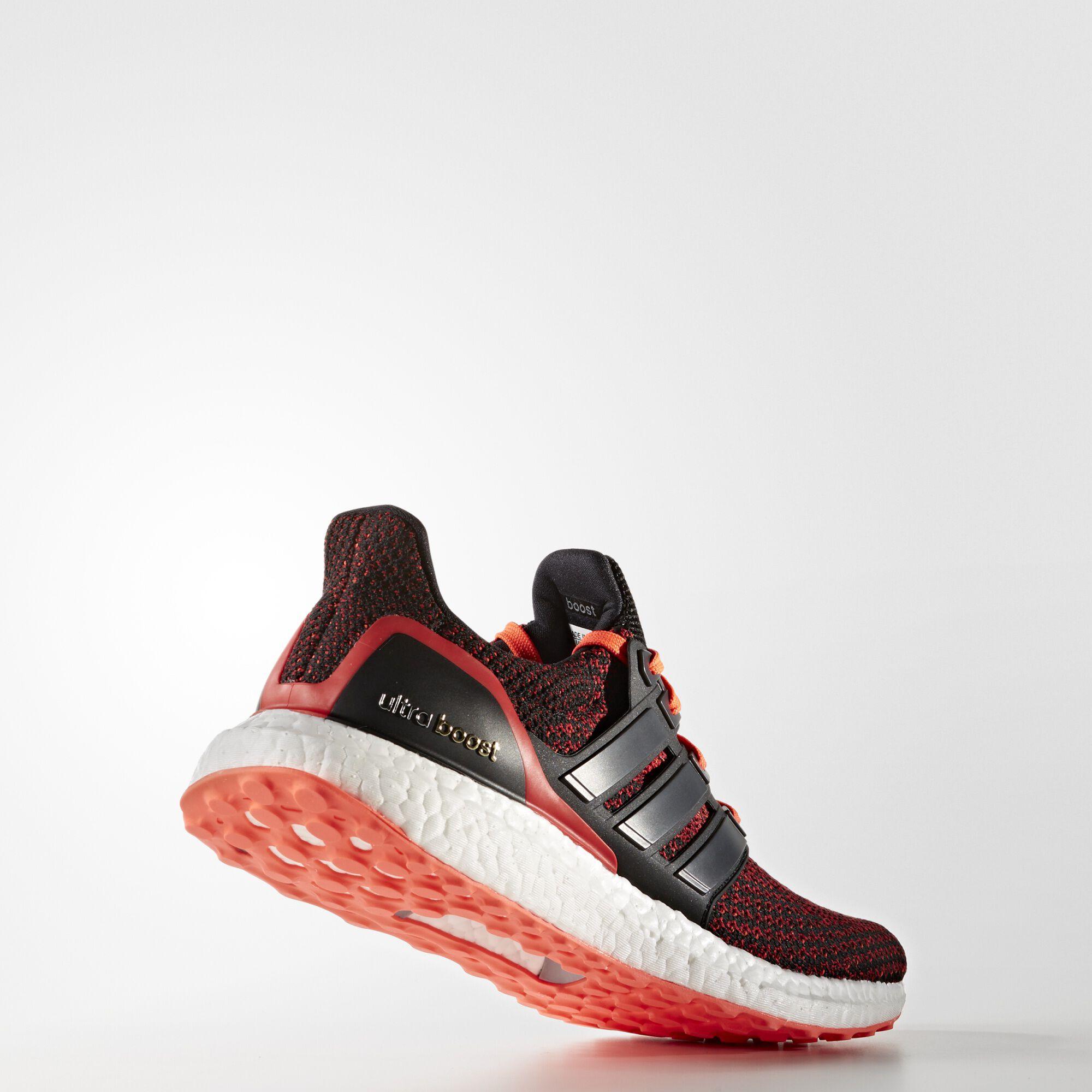 0d8ffb495 adidas  Ultra Boost  Solar Red  CW  Core Black Core Black Solar Red SKU   AQ5930 Release  05.16.16. Retail   180