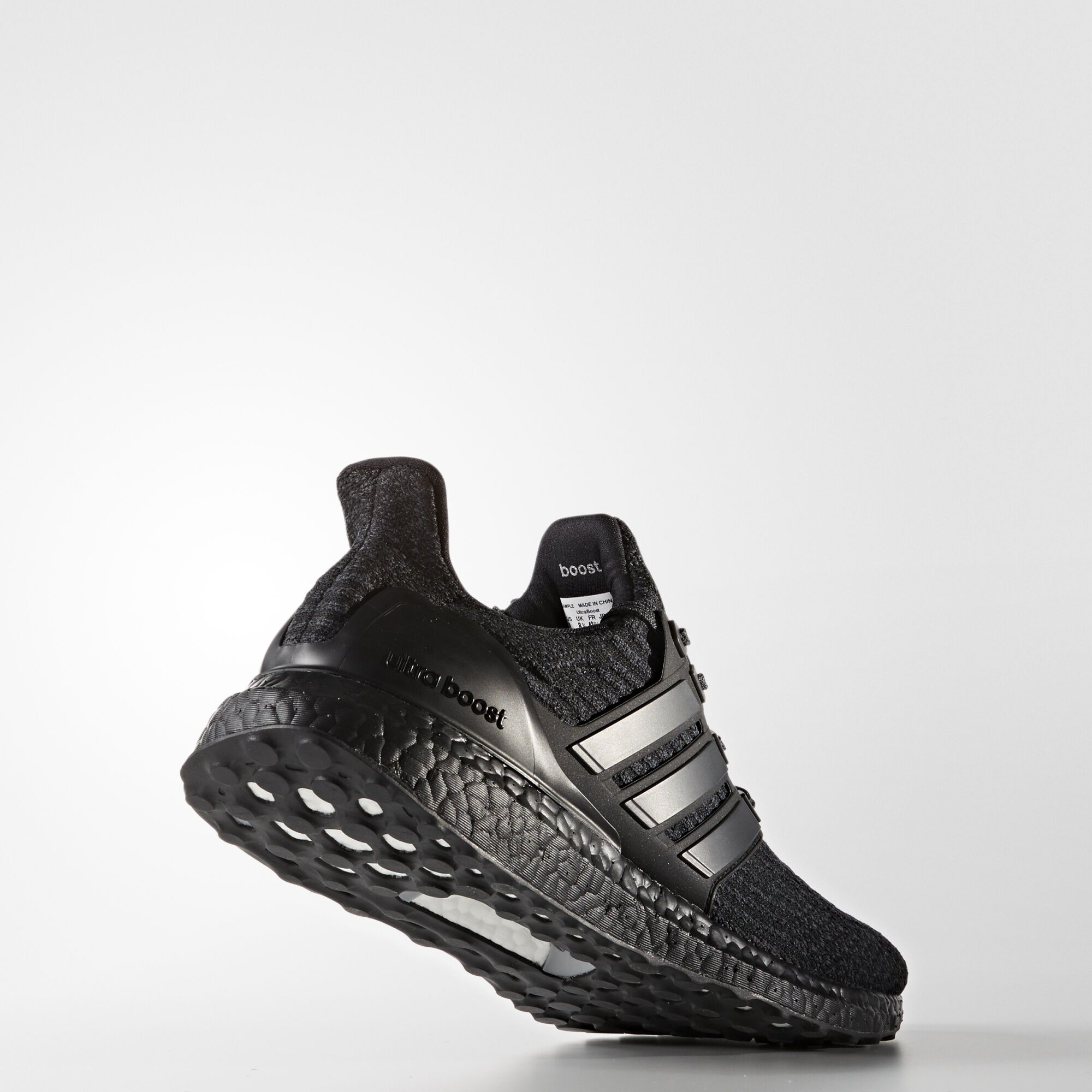 "adidas Ultra Boost 3.0 ""Triple Black"" For Sale"