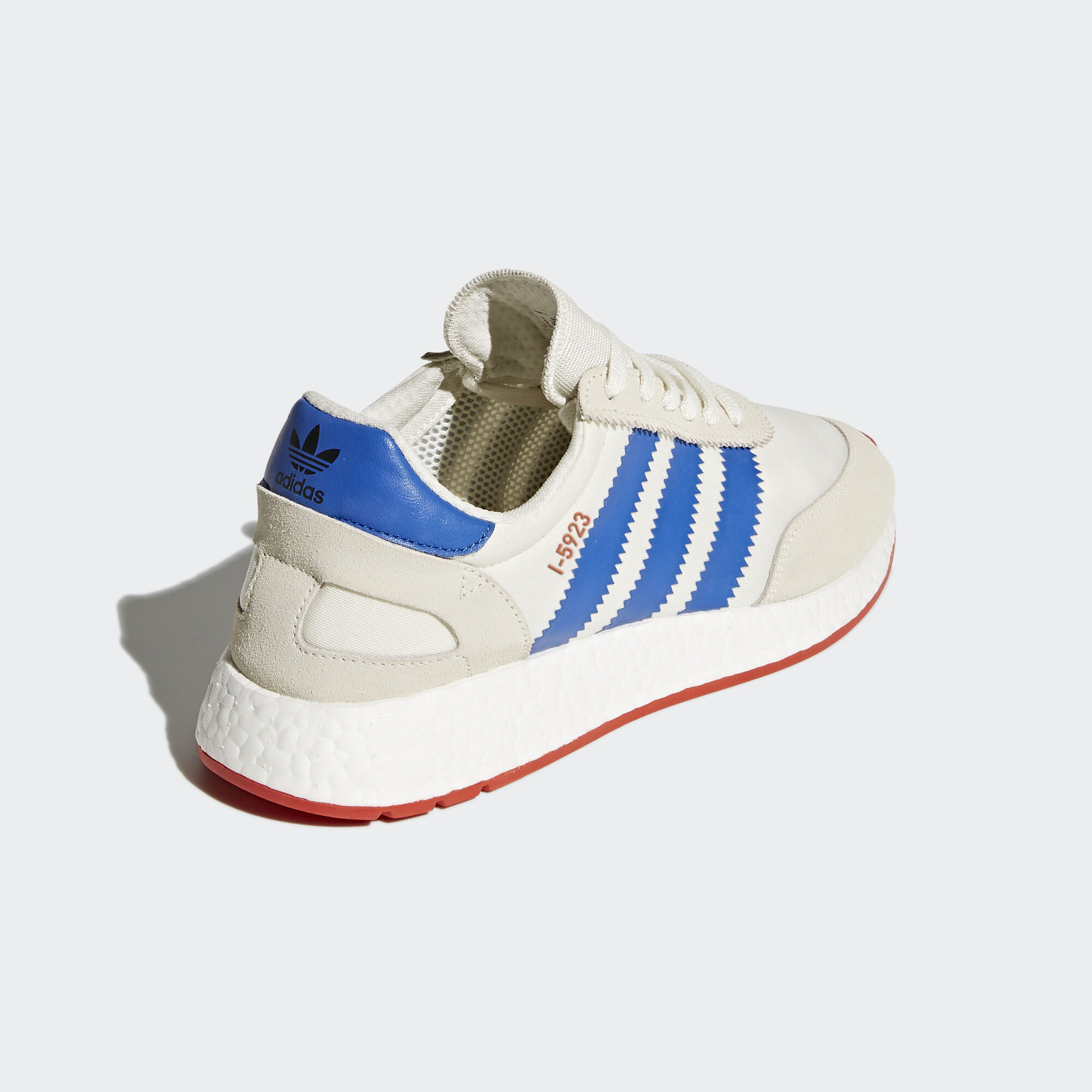 adidas: Iniki Runner 'Pride of the 70s' CW: off white/blue/core red. SKU:  BB2093 Release: - Retail: -