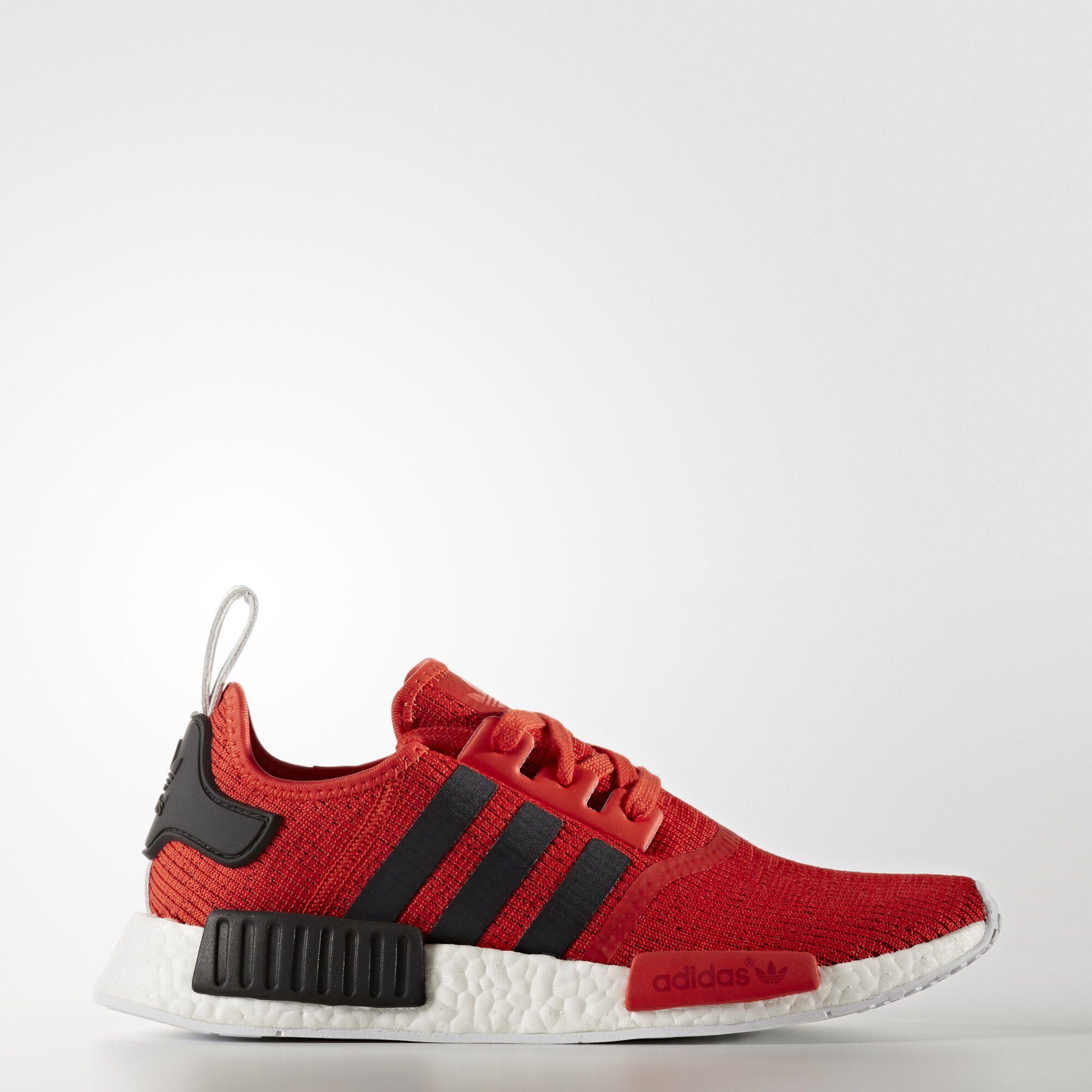 Adidas Shoes Black And Red