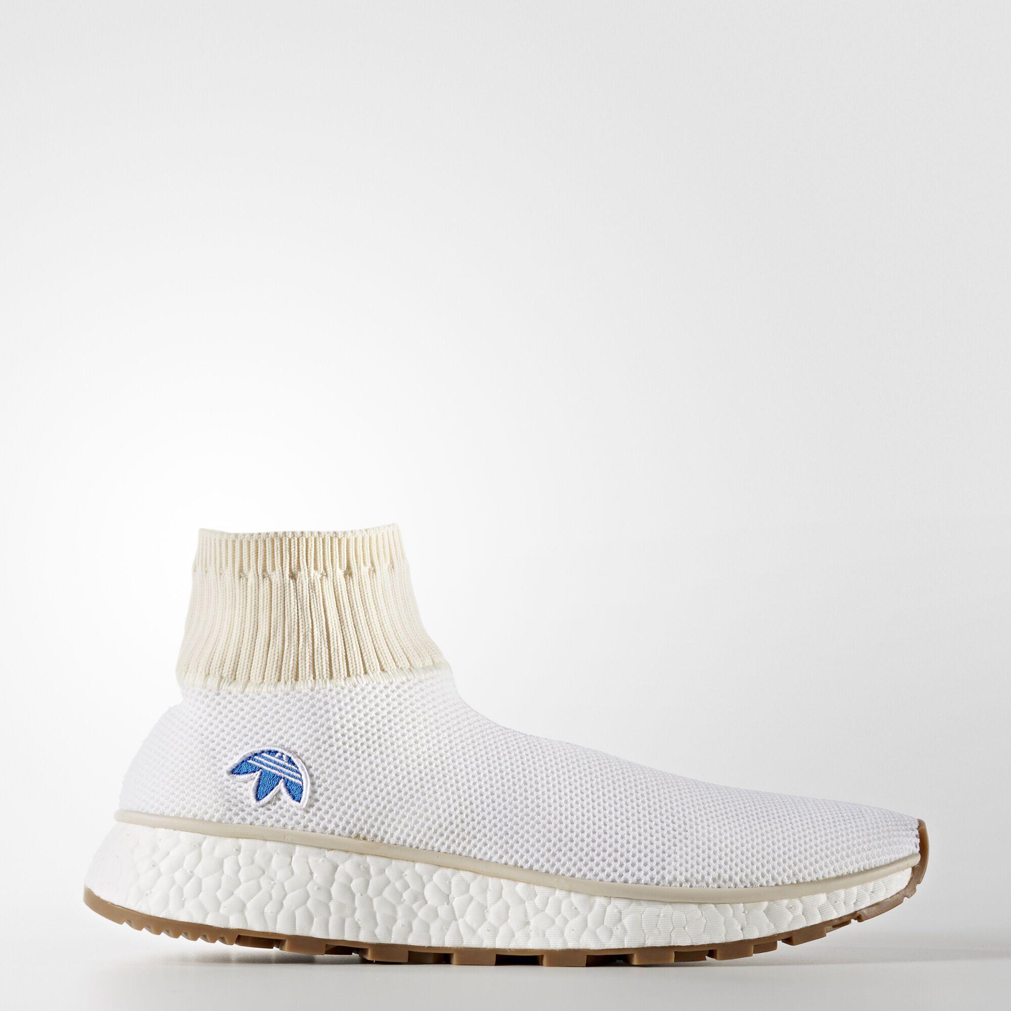 48c4e5ef878c59 ... wholesale dealer c8e27 c7ffb adidas Alexander Wang x AW Run Clean CW  Cream White White SKU ...