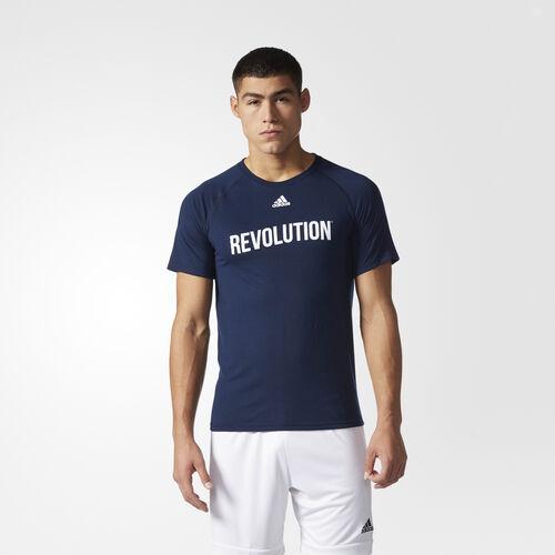 adidas - Revolution Ultimate Tee MULTI BE9617