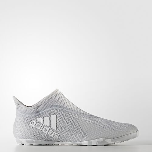 adidas - X Tango 17+ Purespeed Indoor Shoes Clear Grey  /  Running White  /  Grey CG3234