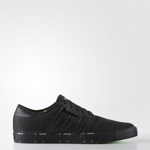 adidas - Seeley x Ari Marcopoulos Shoes Core Black  /  Black  /  Black BY4520
