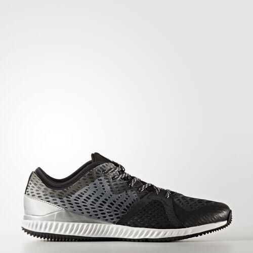 adidas - CrazyTrain Pro Shoes Core Black  /  Metallic Silver  /  Core Black S81035