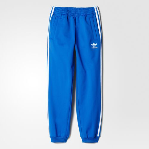 adidas - Superstar Pants Bluebird  /  White S96114