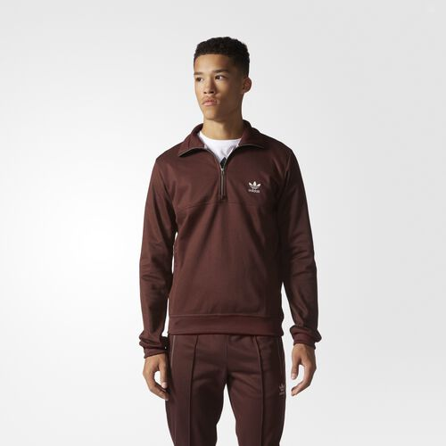 adidas - Fallen Future Track Jacket Mystery Brown BR1816