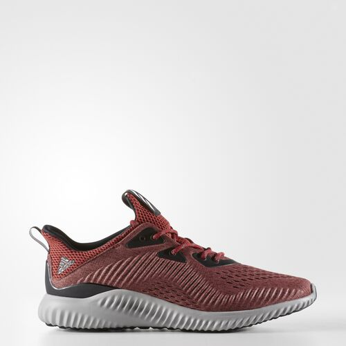 adidas - alphabounce Shoes Mystery Red  /  Running White  /  Black BB9045