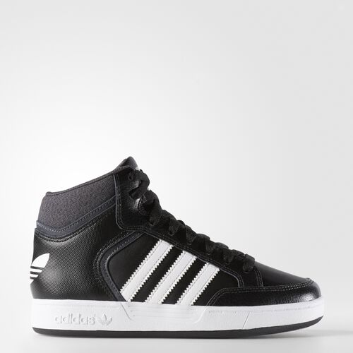 adidas - VARIAL MID J Core Black  /  Running White  /  Solid Grey B39245