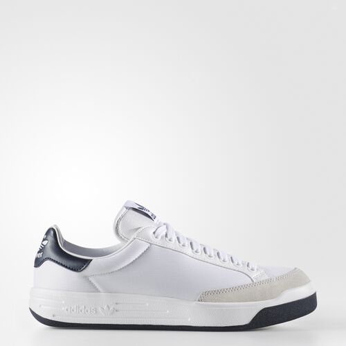 adidas - Rod Laver Super Shoes Running White Ftw  /  Running White  /  Collegiate Navy BB8563