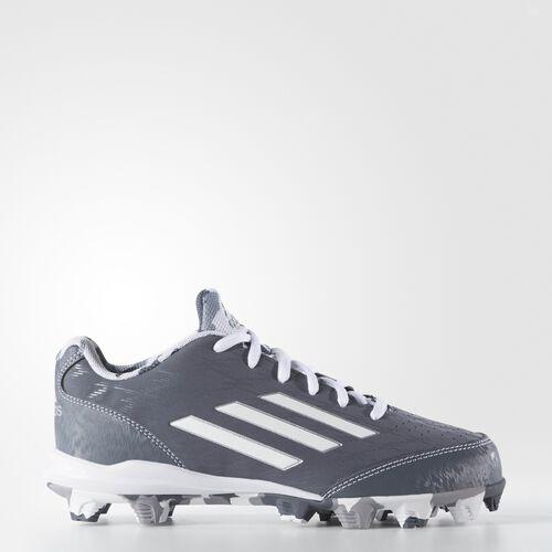 adidas - Wheelhouse 3 Cleats Onix  /  Running White Ftw  /  Silver Metallic S84773