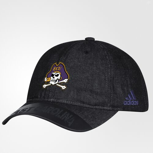 adidas - Pirates Player Adjustable Slouch Hat Black BW4986