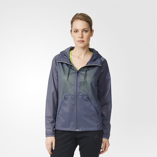 adidas - Climastorm Jacket Onix  /  Clear AJ2345
