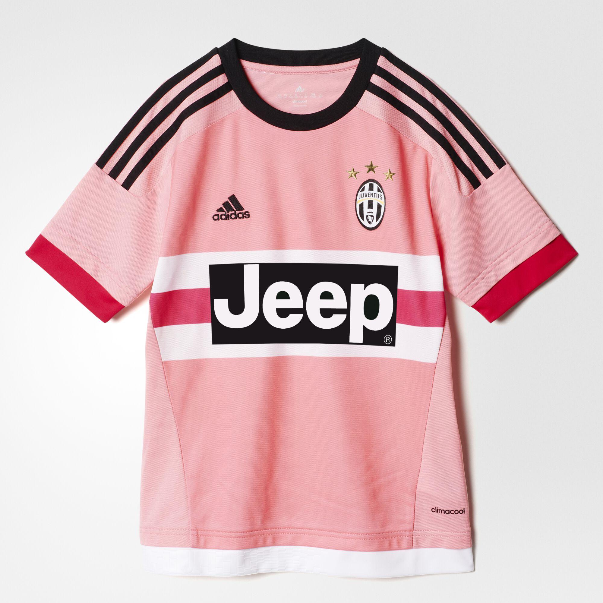 adidas juventus jersey pink