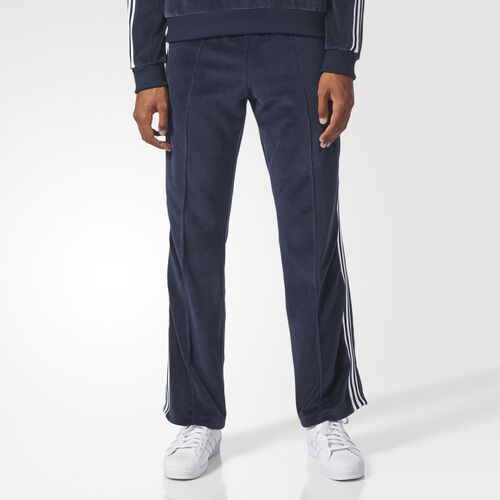 adidas - Osaka Velour Beckenbauer Track Pants Legend Ink CV8960