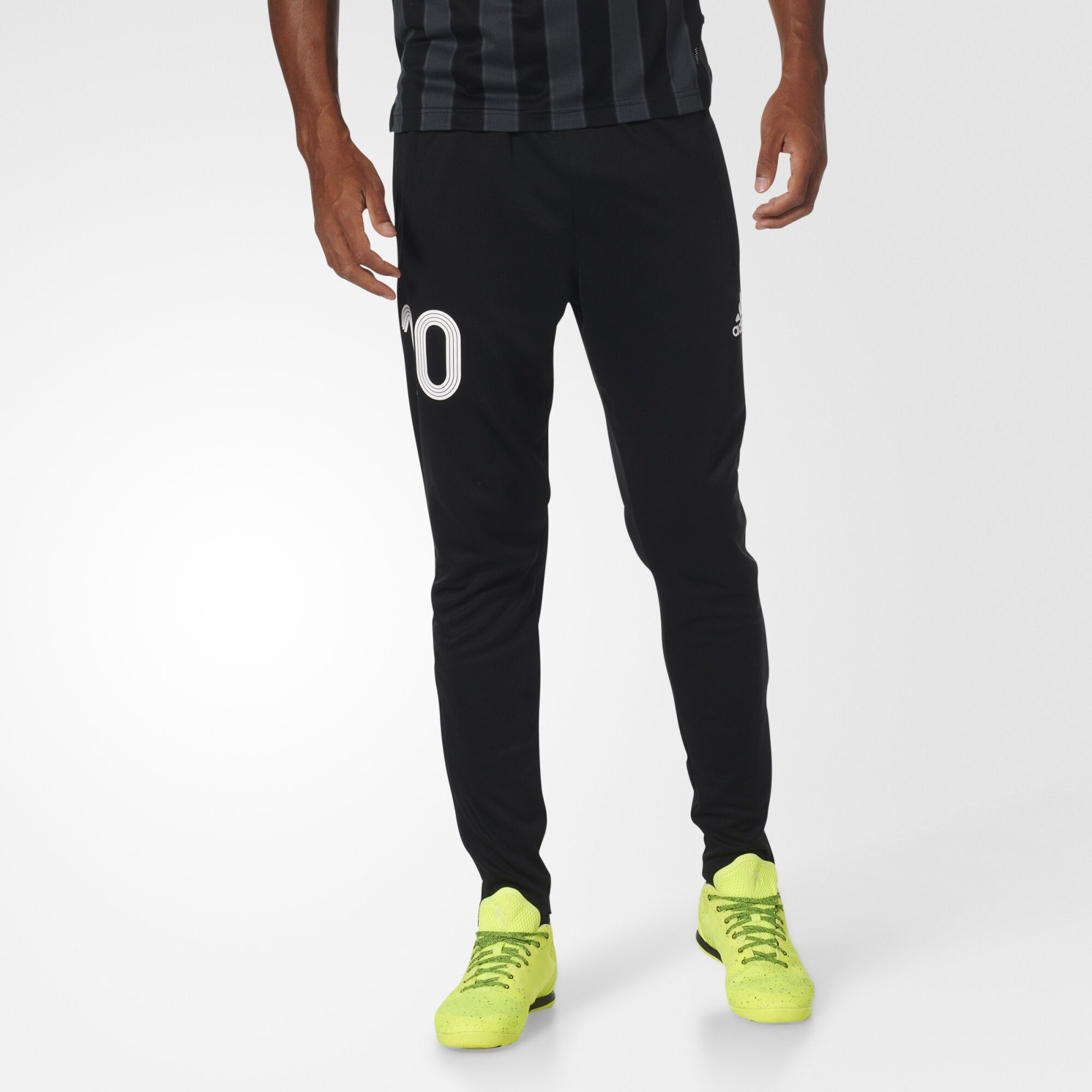 adidas skinny track pants men
