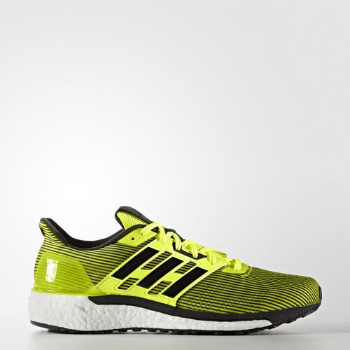 adidas - Supernova Shoes Solar Yellow  /  Core Black  /  Solar Yellow BB3464