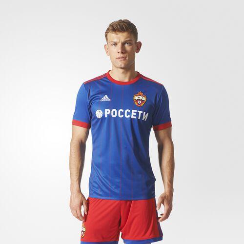 adidas - CSKA H JSY Pride Ink  /  Red BQ8411