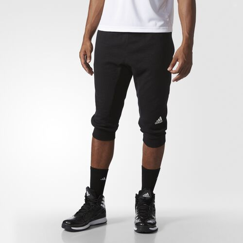 adidas - Cross-Up Three-Quarter Pants Black AZ2116