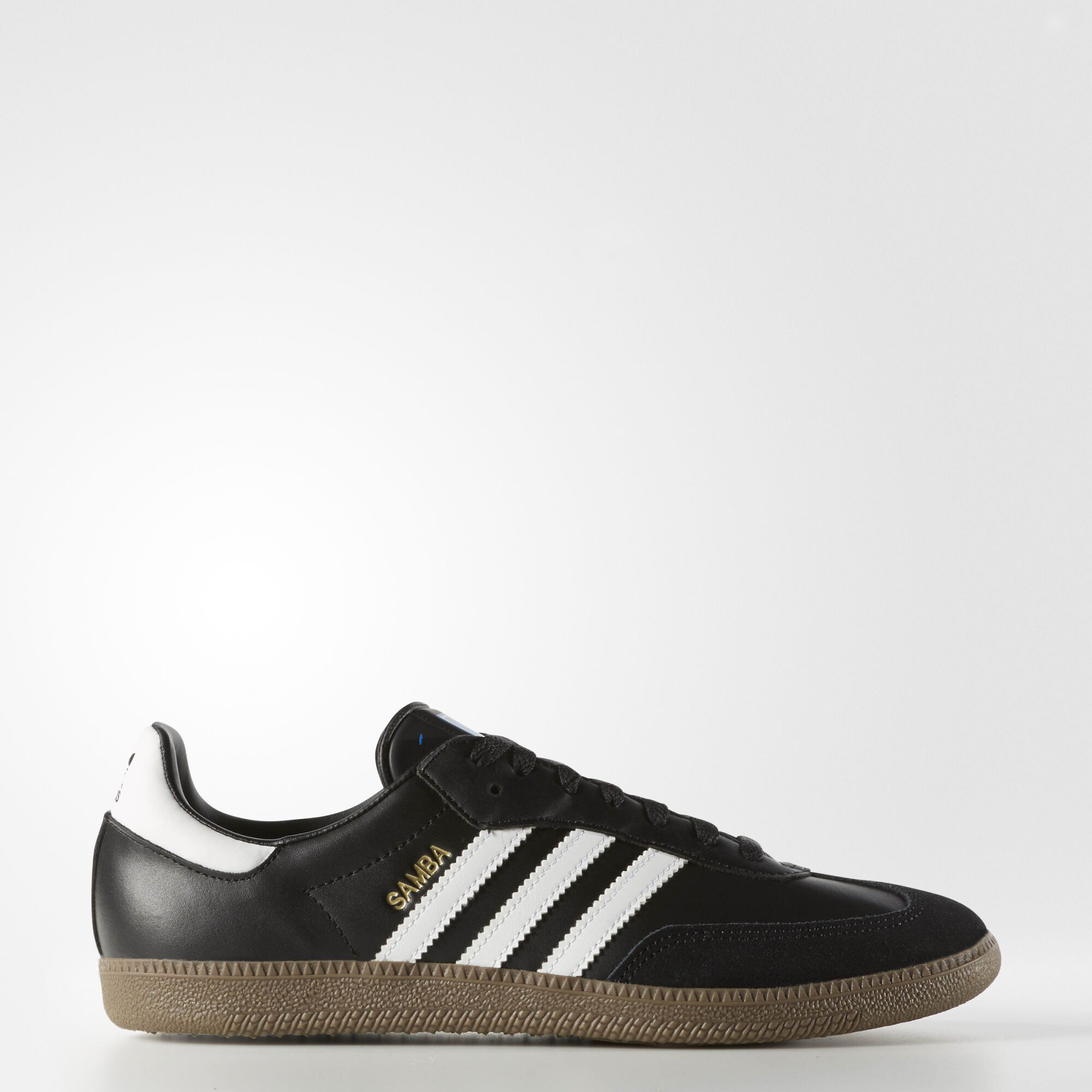 d8e3d6230c Buy adidas black samba shoes   OFF63% Discounted