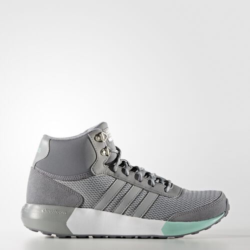 adidas - Cloudfoam Race Winter Mid Shoes Grey  /  Light Onix AW5167