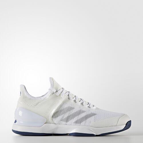 adidas - adizero Ubersonic 2.0 Shoes Running White Ftw  /  Silver Metallic BA7826