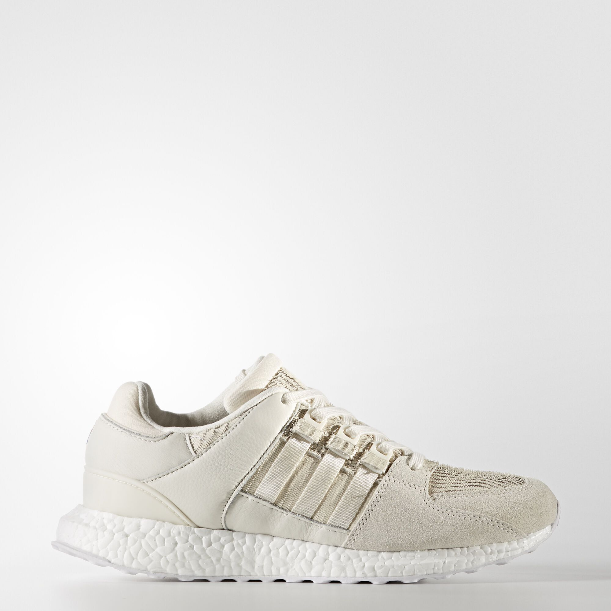 promo code aa42b 0b7df Adidas Original Equipment Support EQT ADV Triple White Men New