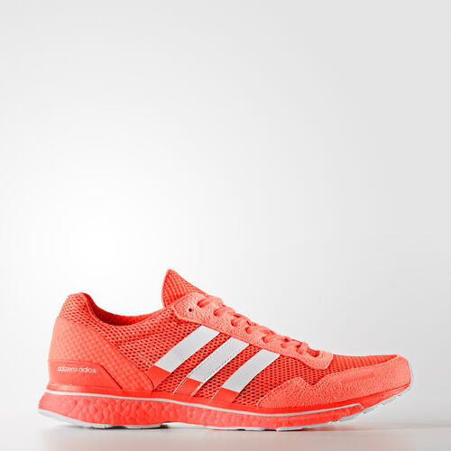 adidas - adizero Adios 3.0 Shoes Solar Red  /  Running White Ftw  /  Solar Red BB4903