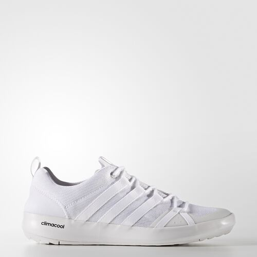 adidas - TERREX Climacool Boat Shoes Running White  /  Running White  /  Core Black BB1905