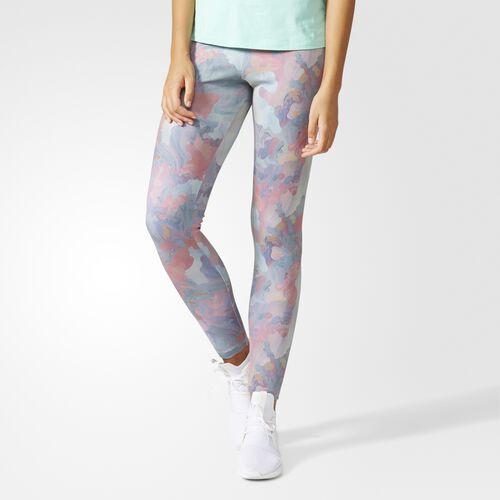 Adidas Pastel Camo Leggings - Multicolor   adidas US