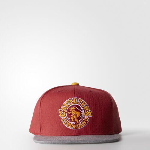 adidas - Cavaliers Hardwood Classics Snap-Back Hat MULTI AK9297